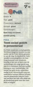De Gelderlander, 4 maart 2014